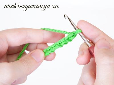 ракушки (веерочки) крючком