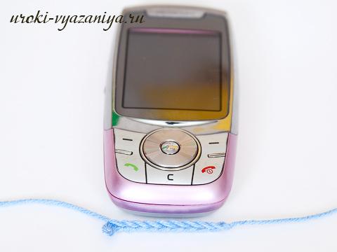 чехол для телефона крючком