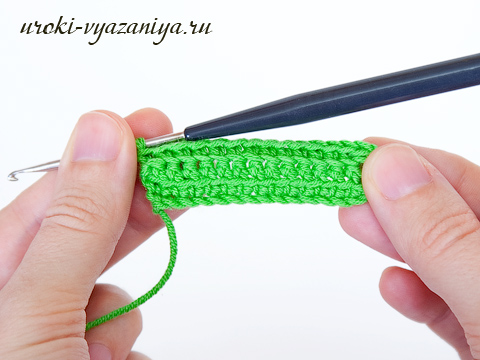 способы вязания крючком